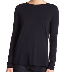 New Theory Ailer St Black Lilou Jersey